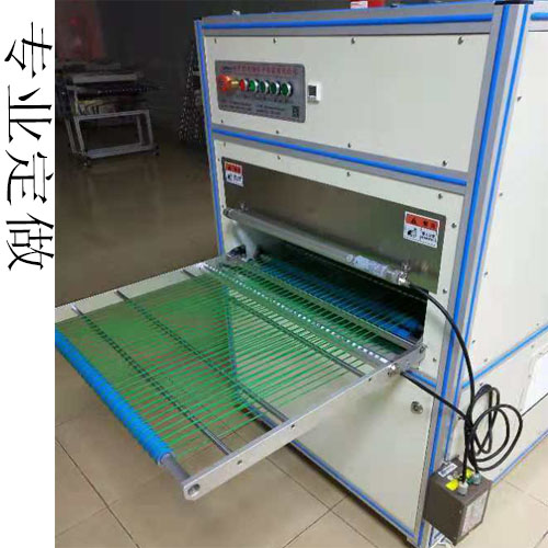 静电除尘设备厂家吸塑托盘静电除尘设备