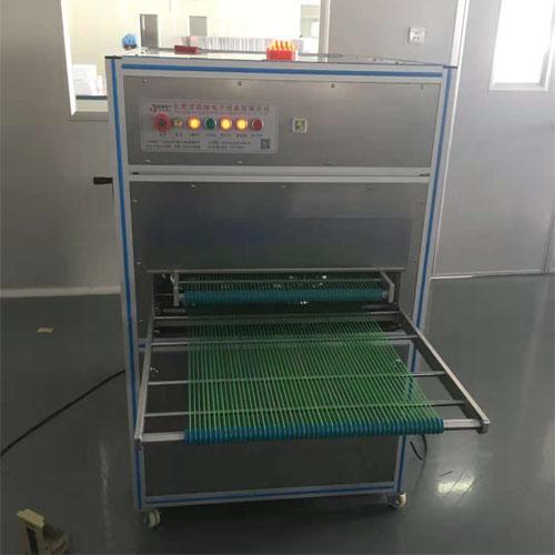 广州医疗托盘静电除尘设备使用现场