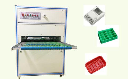 适用于吸塑厂的静电除尘设备