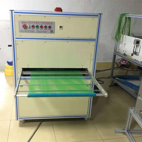 电表外壳塑胶件除尘设备