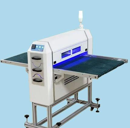 光学薄膜片材静电除尘机