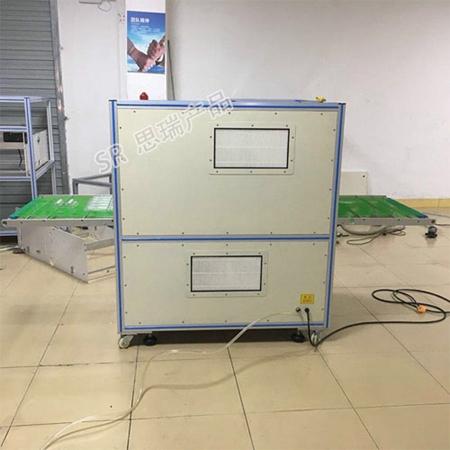 托盘除尘设备集尘方式高效过滤器